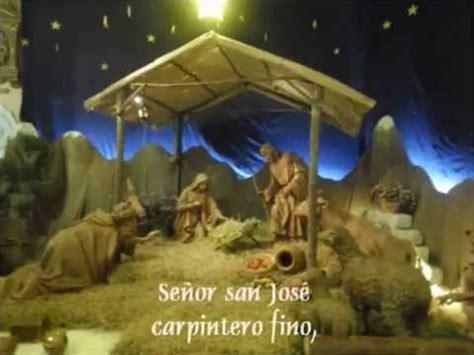 Señor San José  Carpintero Fino  Villancico Peruano   YouTube