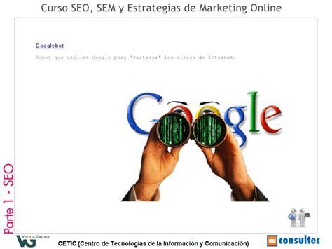 SEO SEM y Marketing Online