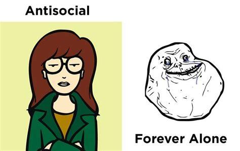 Ser antisocial es síntoma de inteligencia   Off topic ...