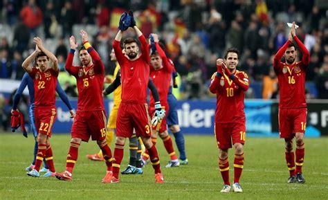 Ser los únicos españoles del Mundial, principal garantía ...