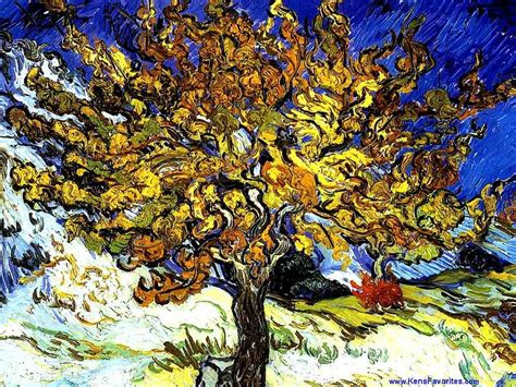 Ser o no ser: Pinturas de Van Gogh