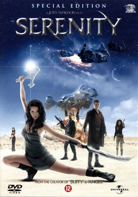 Serenity  2005  – Film Review | The Culture Cove