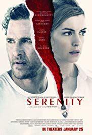 Serenity  2019    IMDb