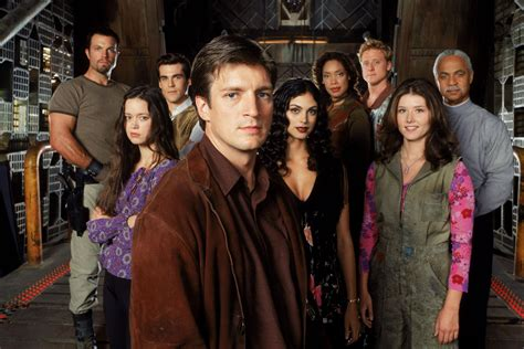 Serenity s Cast Reunites for Firefly Online | Digital Trends