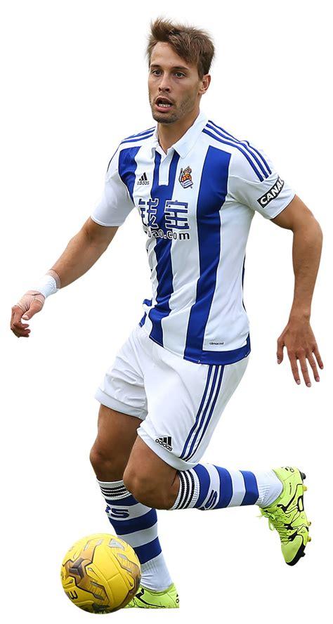Sergio Canales football render   16535   FootyRenders