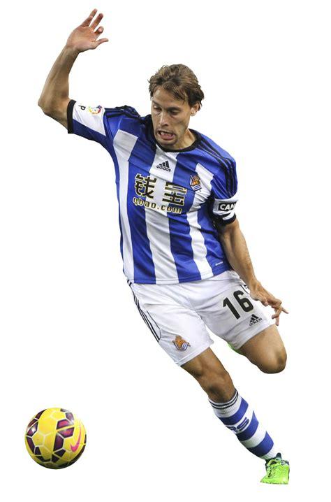 Sergio Canales football render   9117   FootyRenders