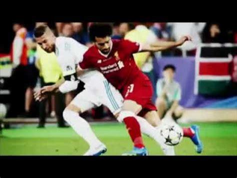 Sergio Ramos explica la lesión de Mohamed Salah y el golpe ...