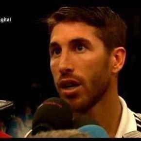 Sergio Ramos lamenta la lesión de Casillas   Libertad Digital