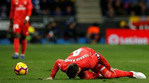 Sergio Ramos no sufre una lesión de gravedad   Futbol Sapiens