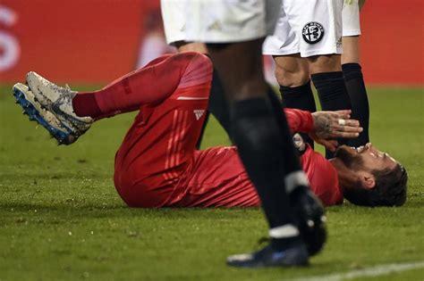Sergio Ramos sufre lesión y este será su tiempo de ...