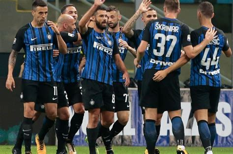 Serie A 2018/19: How Inter Milan could line up this season