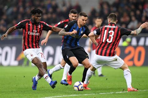 Serie A AC Milan vs Inter Milan Live Streaming: When and ...