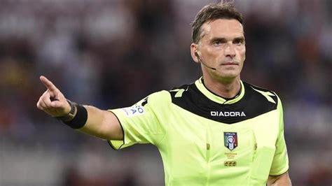 Serie A, le designazioni arbitrali per la 2^ giornata ...