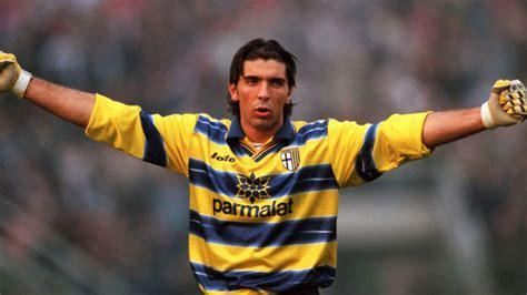 Serie A: ¿Recuerdas el show de Buffon en su debut en 1995 ...