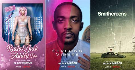 Série  Black Mirror  retorna para quinta temporada com ...
