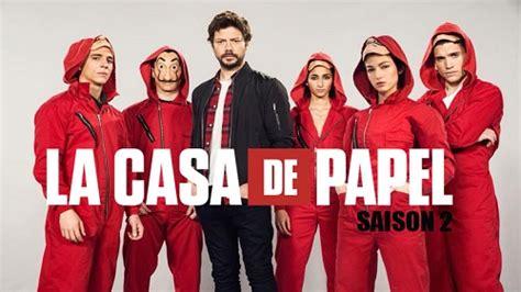 Série La casa de papel Saison 2 épisode 7 en streaming VF ...