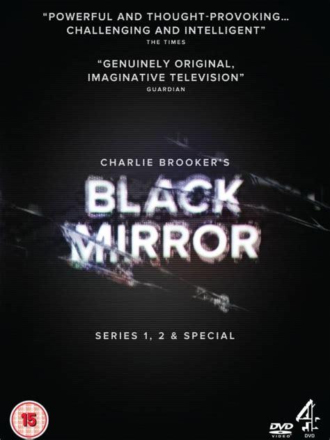 Séries: Black Mirror   Maxiverso