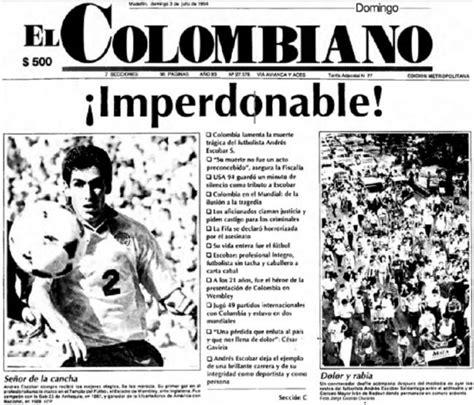 Series: La serie  Narcos  recuerda a Andrés Escobar