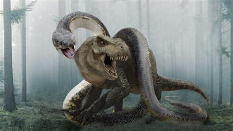 ¡Serpientes que mataron a los dinosaurios!   YouTube