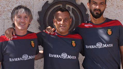 Serra recupera a Alomar para reforzar la estructura de ...