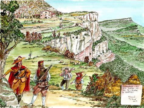 Serrallonga 1640: L AVENC DE TAVERTET