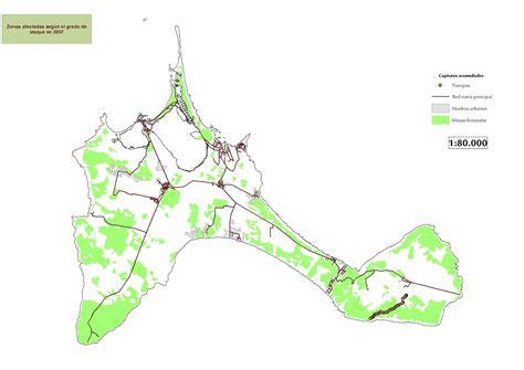 Servicio de Sanidad Forestal   Mapa de afectación de la ...