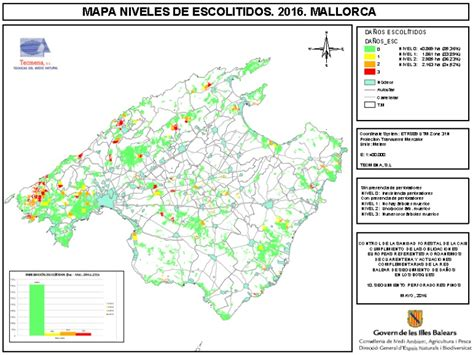 Servicio de Sanidad Forestal   Mapa de afectación ...
