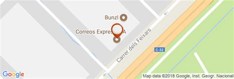 Servicios Postales Correos Express Paqueteria Urgente S.A ...