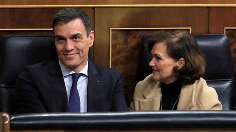 Sesión de control al Gobierno de Pedro Sánchez | Última ...