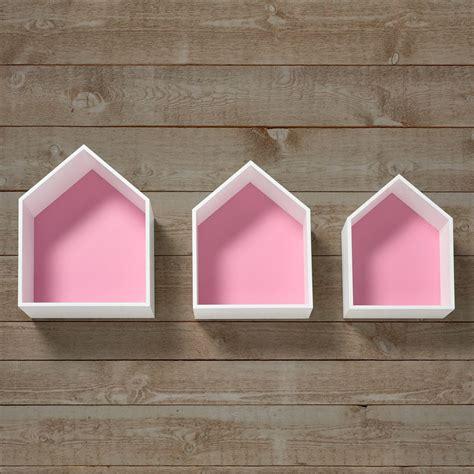Set de 3 casitas estantes Mini Home   El Corte Inglés Nest ...