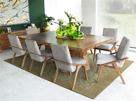 Set mesa de comedor + sillas milán – Muebles Pergo