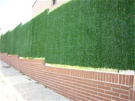 Seto Verde Artificial para vallas y jardines