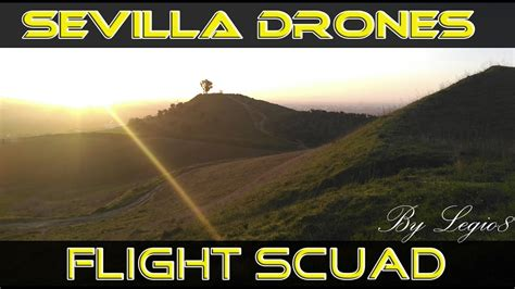 Sevilla Drones Flight Squad 2016 by Legio8   YouTube