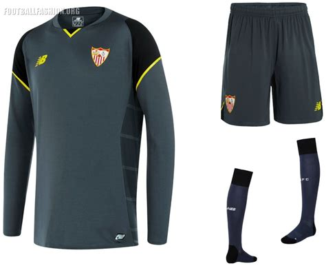 Sevilla FC 2016/17 New Balance Away Kit | FOOTBALL FASHION.ORG