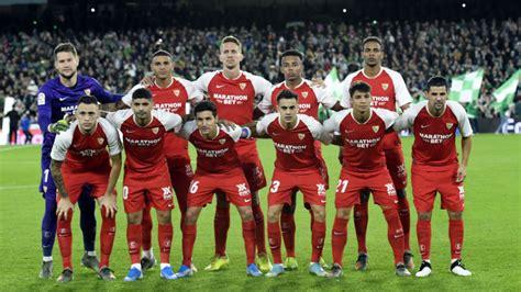 Sevilla FC: El Sevilla se mide este jueves al Racing Club ...