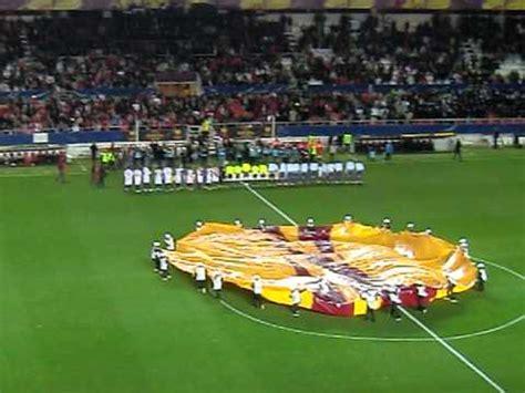 Sevilla FC   FC Oporto UEFA EUROPA LEAGUE Himno oficial ...