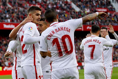 Sevilla FC Is Dead Set On Being The First Team Into The ...