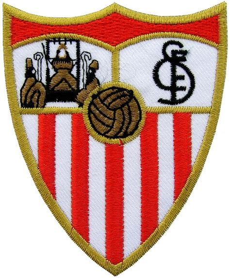Sevilla FC logo | Football Shirt | Pinterest | Logos ...