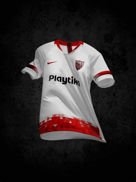 Sevilla FC s 2019/20 Home Concept Kit has Arrived.