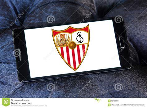 Sevilla Fc Soccer Club Logo Editorial Photo   Image of ...