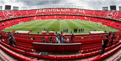 Sevilla FC to increase Estadio Ramón Sánchez Pizjuán ...