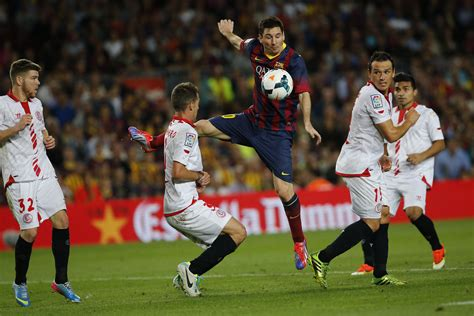 Sevilla FC vs. Barcelona: Date, Time, Live Stream, TV Info ...