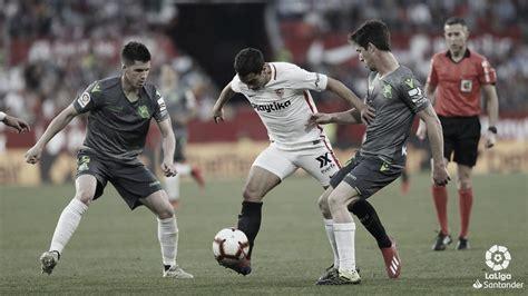 Sevilla FC vs Real Sociedad EN VIVO y en directo online en ...
