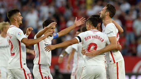 Sevilla Futbol Club 2018 2019 Official Calendar   Seville ...
