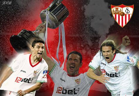 Sevilla Fútbol Club: Copa del Rey 2010