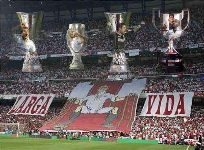 Sevilla Futbol Club: Copas ganadas,torneos,trofeos..