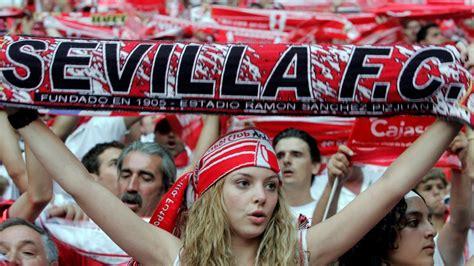Sevilla  insure  fans   La Liga 2009 2010   Football ...