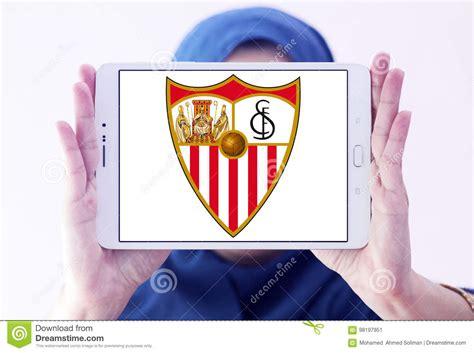 Sevilla soccer club logo editorial photo. Image of league ...
