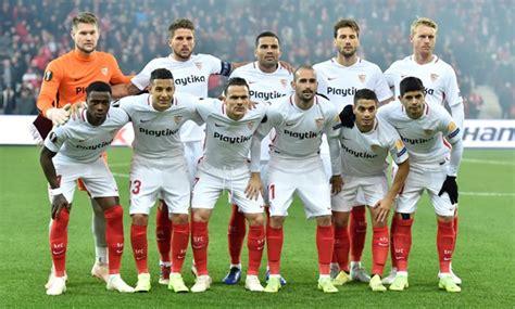 Sevilla surrender La Liga lead to Barca after Alaves draw ...