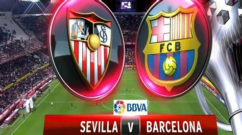 Sevilla vs FC Barcelona en directo   live stream   YouTube